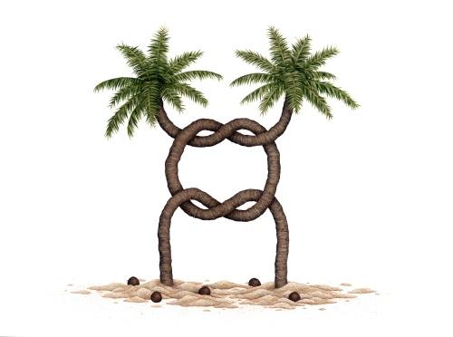 Pretzel Palms